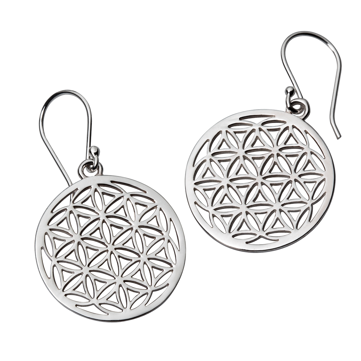 Flower of Life - Earrings