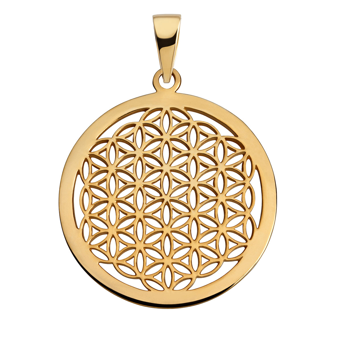 Flower of Life - Gilded